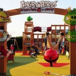 Il parco tematico cinese di Angry Birds
