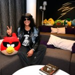 Slash e Angry Birds