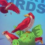Gli Angry Birds sono davvero arrabbiati