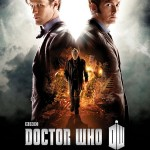 La locandina dell'episodio speciale di Doctor Who
