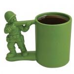 La tazza per gli appassionati dei soldatini