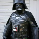 Bat Vader – Darth Vader si traveste da Batman