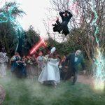 Un attacco Sith ad un matrimonio