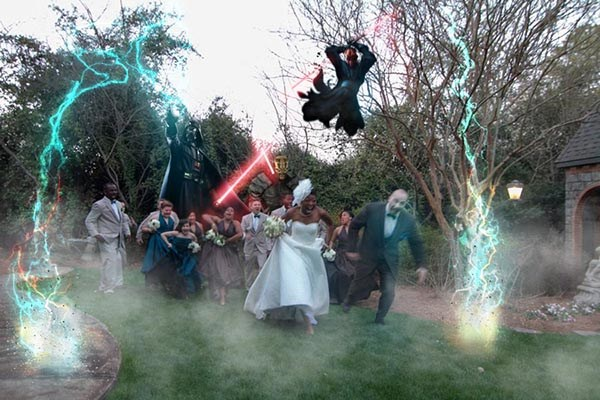 Sith wedding