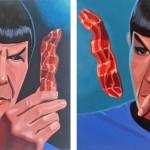 Spock alla ricerca del segreto del Bacon
