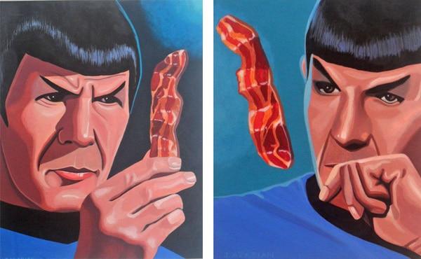 bacon-spock