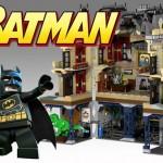 La magione di Batman arriva su LEGO Cuusoo