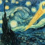 Batman e Vincent Van Gogh