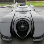 Una Batmobile artigianale all'asta