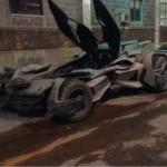 La nuova Batmobile svelata in anticipo