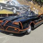 La Batmobile degli anni '60 battuta all'asta per 4,6 milioni di Dollari