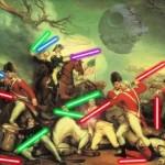 La guerra di indipendenza Americana in stile Star Wars