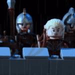 La battaglia per la Fossa di Helm rifatta con i LEGO