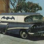 Il Batvan, il mini van anni '60 di Batman
