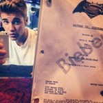 Justin Bieber nel cast di Batman vs Superman
