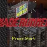 Il videogame (finto) in 8-bit di Blade Runner