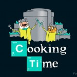 Breaking Bad incontra Adventure Time