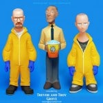 L'improbabile cartoon di Breaking Bad
