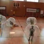 """Bubble Football, il vero gioco del """"pallone"""""""