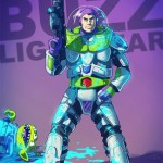 Buzz Lightyear – Un eroe da film action