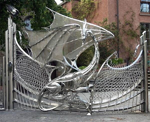 cancello-drago