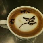 Cappuccino di Angry Bird