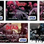 Le carte di credito (americane) di The Walking Dead