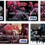Le carte di credito (americane) di The Walking Dead