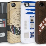 I case per iPhone 4 e 4S di Star Wars