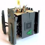 Un castello di LEGO…che cammina!