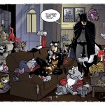 Batman, Catwoman e i suoi gatti