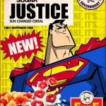 I cereali (finti) di Superman