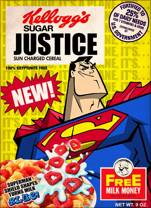 cereali-superman