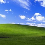 Come appare oggi la collina di Windows XP
