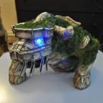 HDD esterno artigianale di Shadow of the Colossus