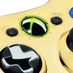 Un nuovo controller oro per Xbox 360