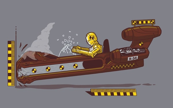 crash-test-droid