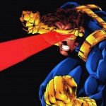 Cyclops gioca col suo gattino