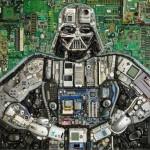 Darth Vader, il Lato Oscuro dell'elettronica