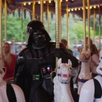 Darth Vader va a Disneyland [Video]