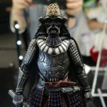 L'action figure di Darth Vader-Samurai