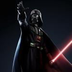 Darth Vader irrompe in chiesa