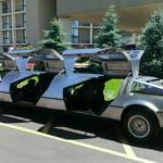 La DeLorean Limousine