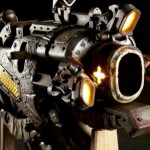 Il Digger Launcher di Gears of War 3