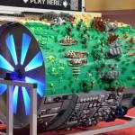 Diorama musicale di LEGO Star Wars