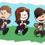 I Peanuts incontrano Doctor Who