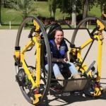 EDWARD, l'innovativo veicolo a 2 ruote [Video]