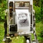 Electronic Istant Camera, per fare fotografie uniche