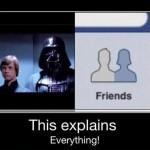 Facebook e Guerre stellari, spiegate le analogie