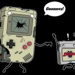 Zombie Game Boy